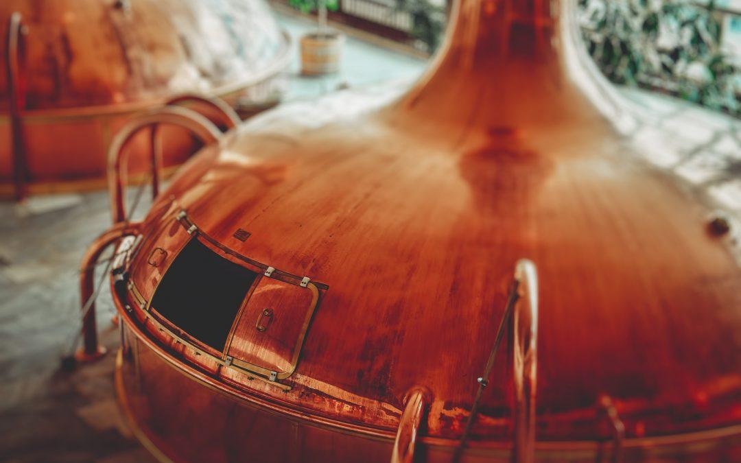 The distillation of Rakija