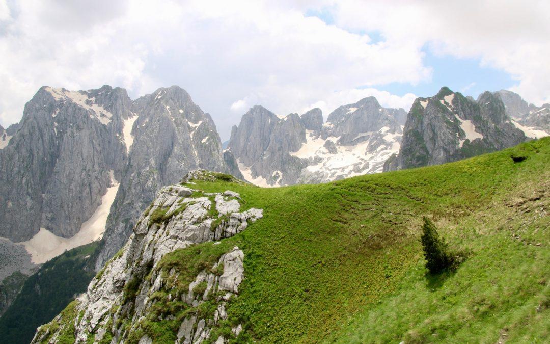 Les montagnes préférées de Radonja
