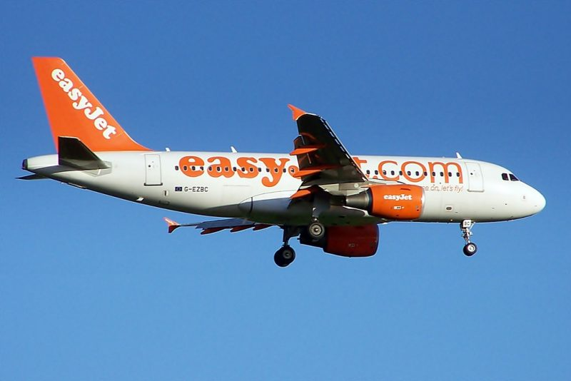 Budget Airlines Easyjet
