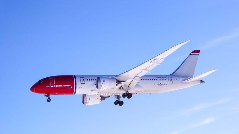Budget Airlines Norwegian