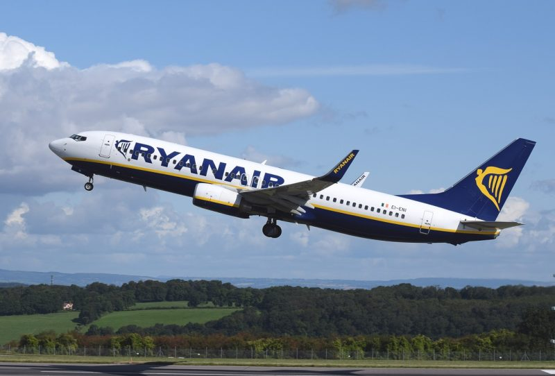 Budget Airlines Ryanair