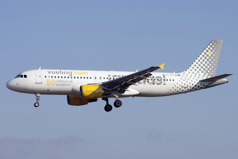 Budget Airlines Vueling